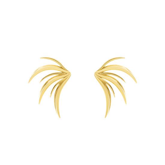 Attalea Earrings Gold