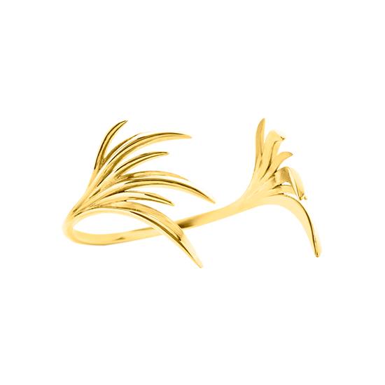Phoenix Cuff Gold