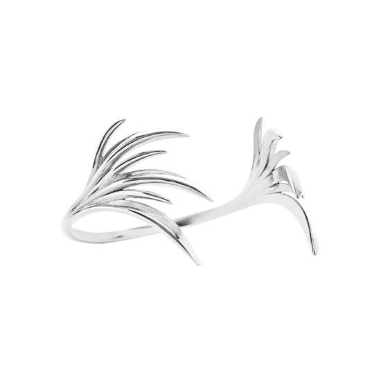Phoenix Cuff Silver