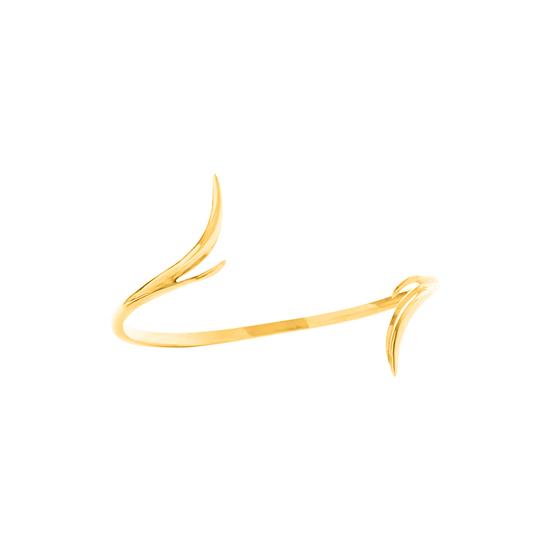 Ravenea Cuff Gold