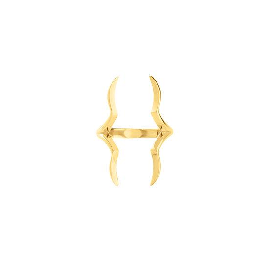 Zamia Ring Gold