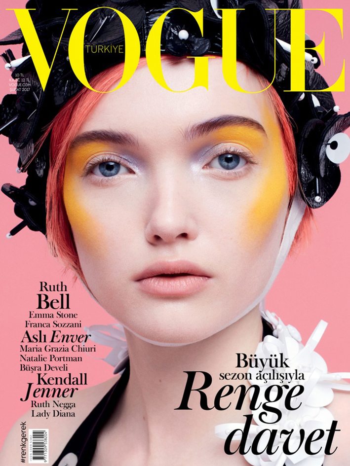 NIOMO Jewellery Design Vogue Turkey 2017